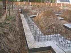 Строительство фундамента под ключ. Новороссийские строители.
