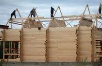 строительство домов из бруса в Новороссийске