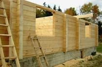 строительство домов из бревен Новороссийск