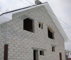 Качественный и недорогой дом из пеноблоков, кирпича, бруса в городе Новороссийск, можно заказать в нашей компании профессиональных строителей СтройСервисНК