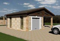 Строительство гаражей в Новороссийске и пригороде, строительство гаражей под ключ г.Новороссийск