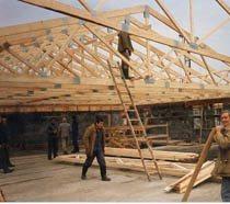 Строительство крыш в Новороссийске и пригороде