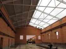 Строительство складов в Новороссийске и пригороде, строительство складов под ключ г.Новороссийск