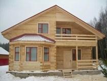 Строительство домов из бруса в Новороссийске. Нами выполняется строительство домов из бруса, бревен в городе Новороссийск и пригороде